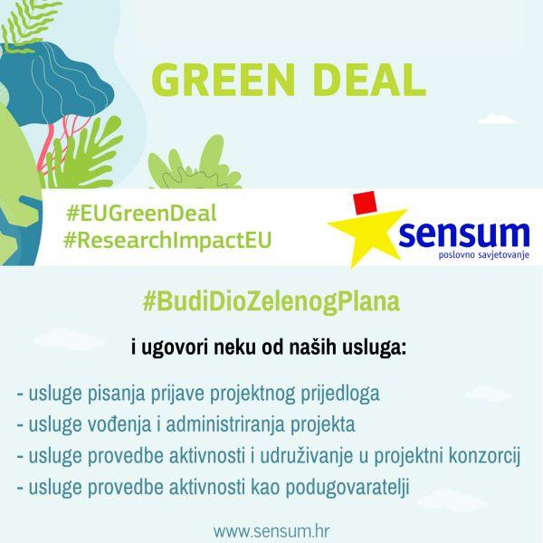 Green Deal - Sensum
